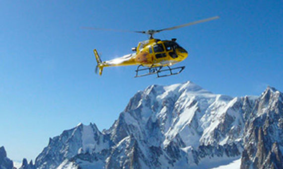 Volo Panoramico in Elicottero