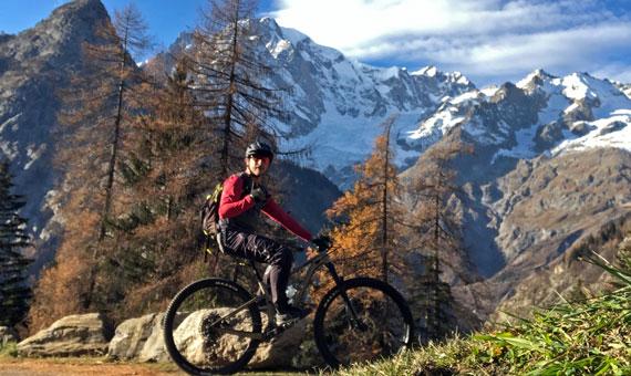 Endless Enduro Mont Blanc